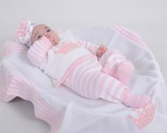 Sa�da Maternidade em Tricot - Princesa