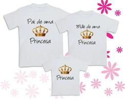 Pai e M�e de Princesa e Princesa!
