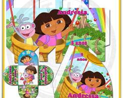 Artes Kit Festa infantil Dora Avent