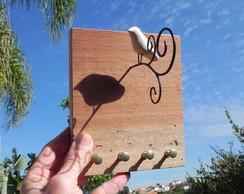 Porta-chaves Passarinho