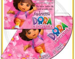 Artes Kit Festa Infantil Dora Avent.