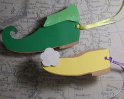Tag Tinker Bel ou Peter Pan