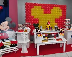 Decora��o Completa Mickey