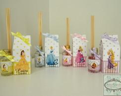 Kit Difusor Com Caixinha - Princesas