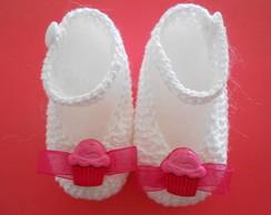 Sapatinhos de Croch� para beb�s