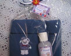 Ursinho Marinheiro - toalha + sabonete
