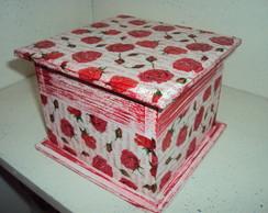 Caixa Amor-porta batons