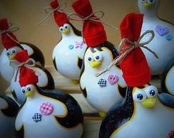 Pinguim De Caba�a