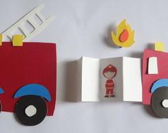 Convite bombeiros