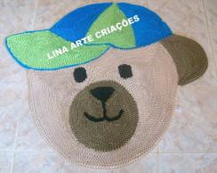 Tapete Infantil urso de bon� calos