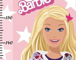 Adesivo R�gua Barbie - Rb-101