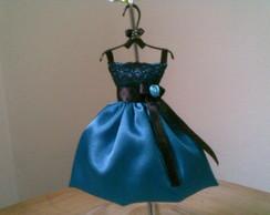 Mini vestido porta sach� perfumado 002