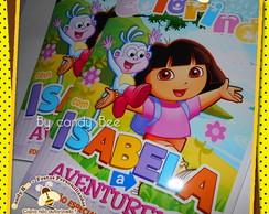 Revista Personalizada Dora Aventureira