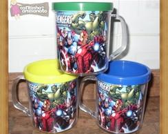 Lembrancinhas Avengers - Vingadores