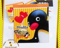 Capa Pirulito Pingu personalizada