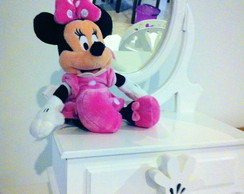 Festa Clean Minnie Rosa
