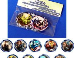 Vingadores 15 Adesivos