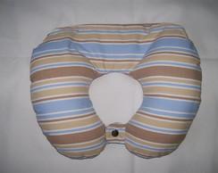 Almofada protetora de pesco�o para beb�