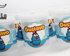 Baldinhos para Guloseimas 250 ml