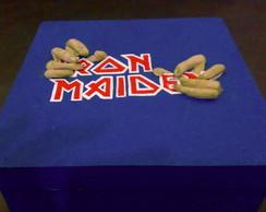 Caixa Iron Maiden 3d