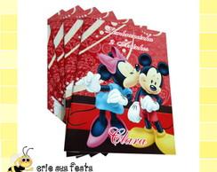 Livrinho Para Colorir - Minnie