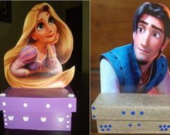 Enrolados Rapunzel Enfeite de Mesa