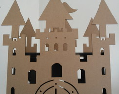 Castelo  3D Mdf