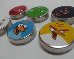 Latinhas - Angry Birds