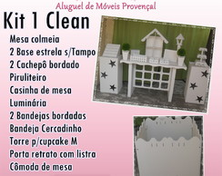 KIT 1 CLEAN LOCA��O