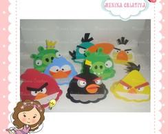 Porta guardanapo Angry Birds