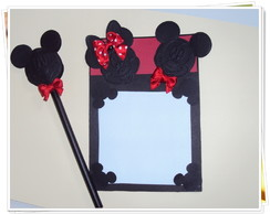 Mini Risque Rabisque Mickey Minnie