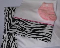 Jogo De Len�ol Para Ber�o Zebra