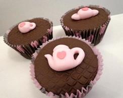 Cupcakes Ch� de Cozinha / Ch� de Beb�