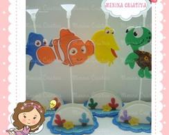 Centro de mesa Nemo