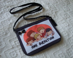 Bolsinha Infantil One Direction
