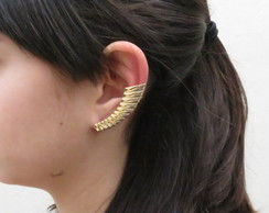 Ear cuff Pure Gold REF: 00550