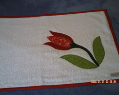Tapete Saida de Banho (Tulipa)