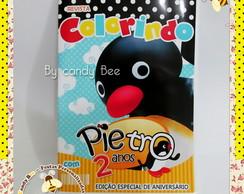 Revista Personalizada Pingu