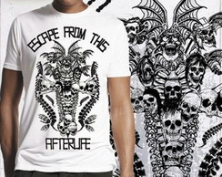 CAMISETA MASCULINA AFTERLIFE - 92169