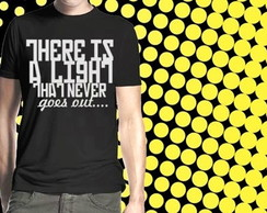 CAMISETA MASCULINA THERE'S A LIGHT 92047