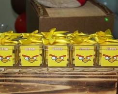 Caixa Acr�lica Angry Birds