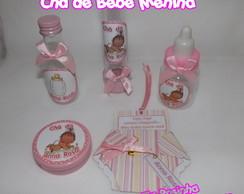 Kit Personalizado Ch� de Beb� Menina