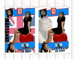 banner do one direction