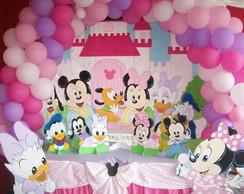 Mesa Tem�tica Baby Disney MDF