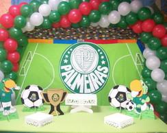 Mesa Tem�tica Palmeiras MDF