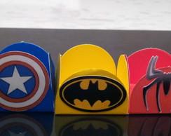 Forminha super-herois
