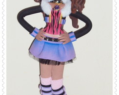 MONSTER HIGH CLAUDEEN WOLF