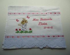 Toalha De Batizado Personalizada.