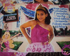 Im� tema barbie escola de princesas