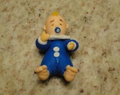 Lembrancinha beb� em biscuit